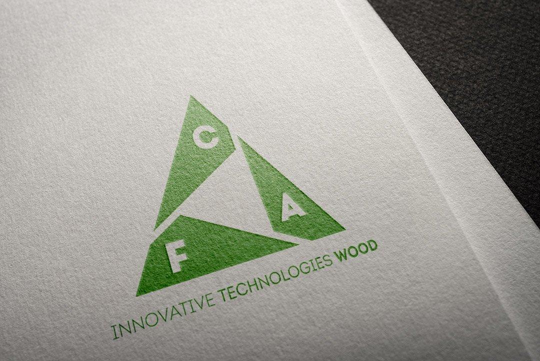 FCA snc logo su carta