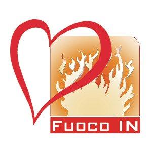 Logo fuoco in