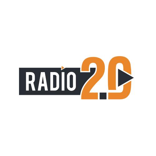 Nuovo logo di Radio 2.0