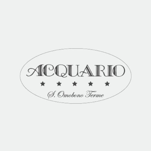 Logo storico pasticceria acquario