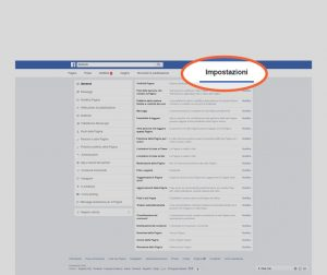Creare pagina Facebook - passaggio 5