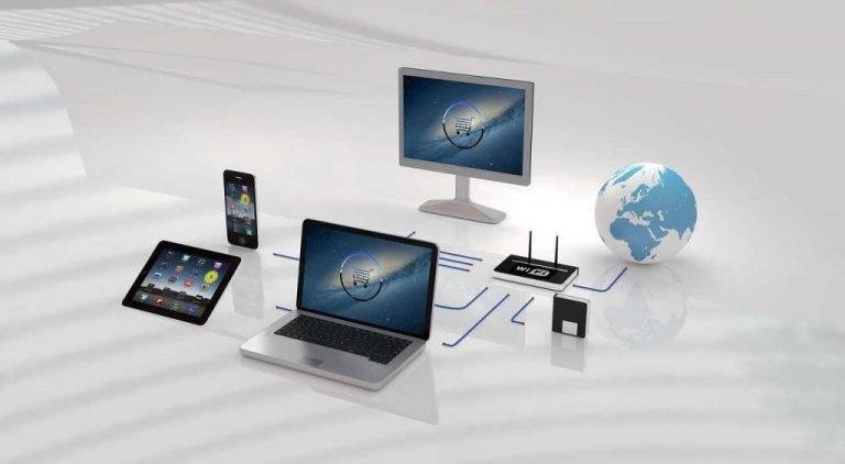 dispositivi per vedere siti web