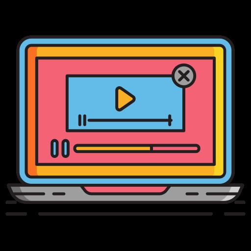 icona sviluppo video