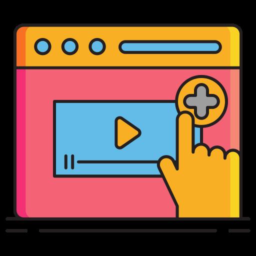 icona video attività