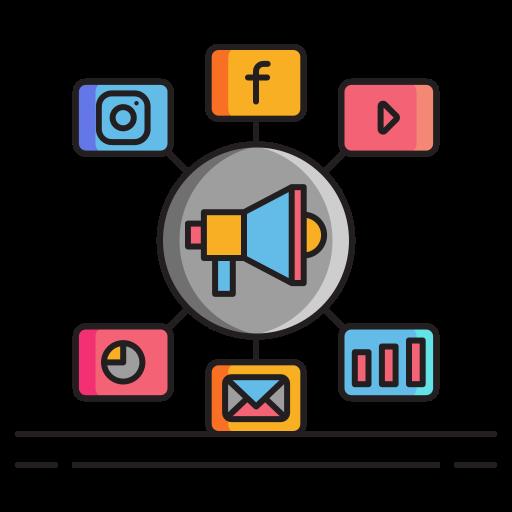 icona social media