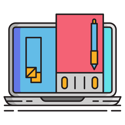 icona studio grafico logo