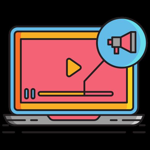 icona video marketing