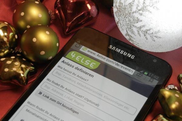 App di Natale per smartphone e tablet