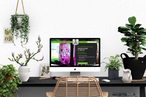 sito web di green flower
